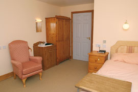 An Ashcroft House bedroom